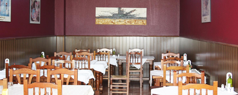 Come con nosotros, menú del día, platos combinados y bocadillos